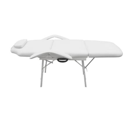 Treatment chair adjustable back- and footrest white[4/6]