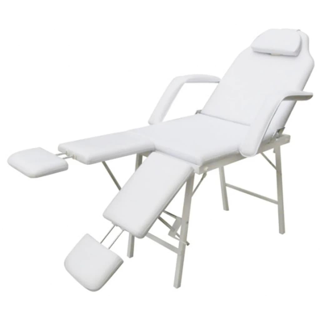 Afbeelding van vidaXL Behandelstoel met verstelbare beensteunen