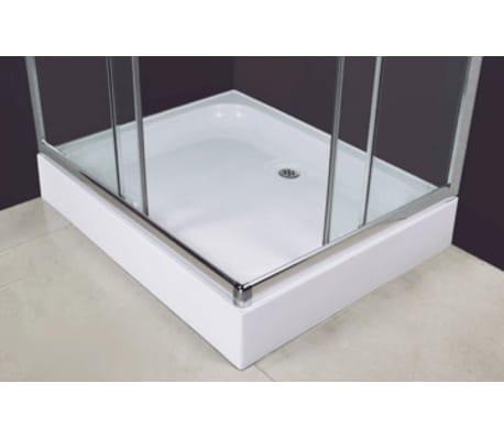 acheter cabine de douche 120x80 cm pas cher. Black Bedroom Furniture Sets. Home Design Ideas