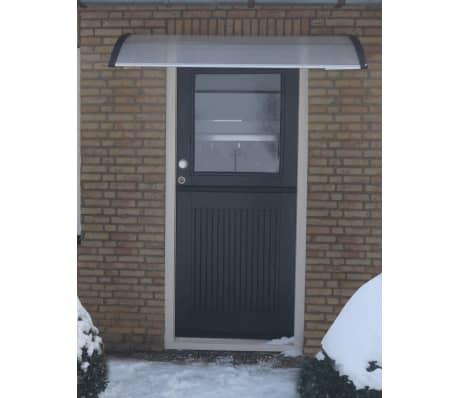 Vidaxl cubierta de la puerta 120 x 100 cm for Puerta exterior 120 cm