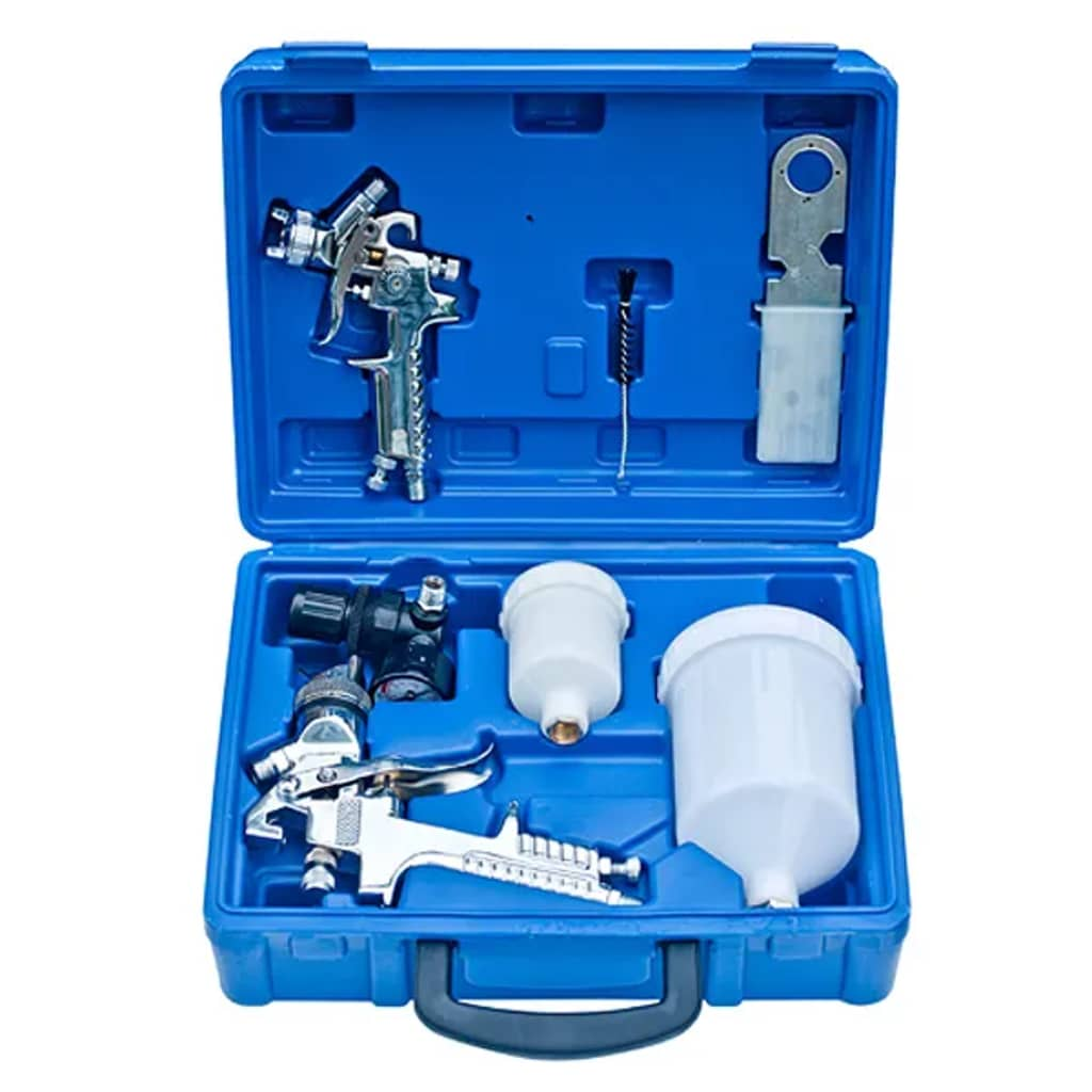 vidaXL Two HVLP Spray Guns