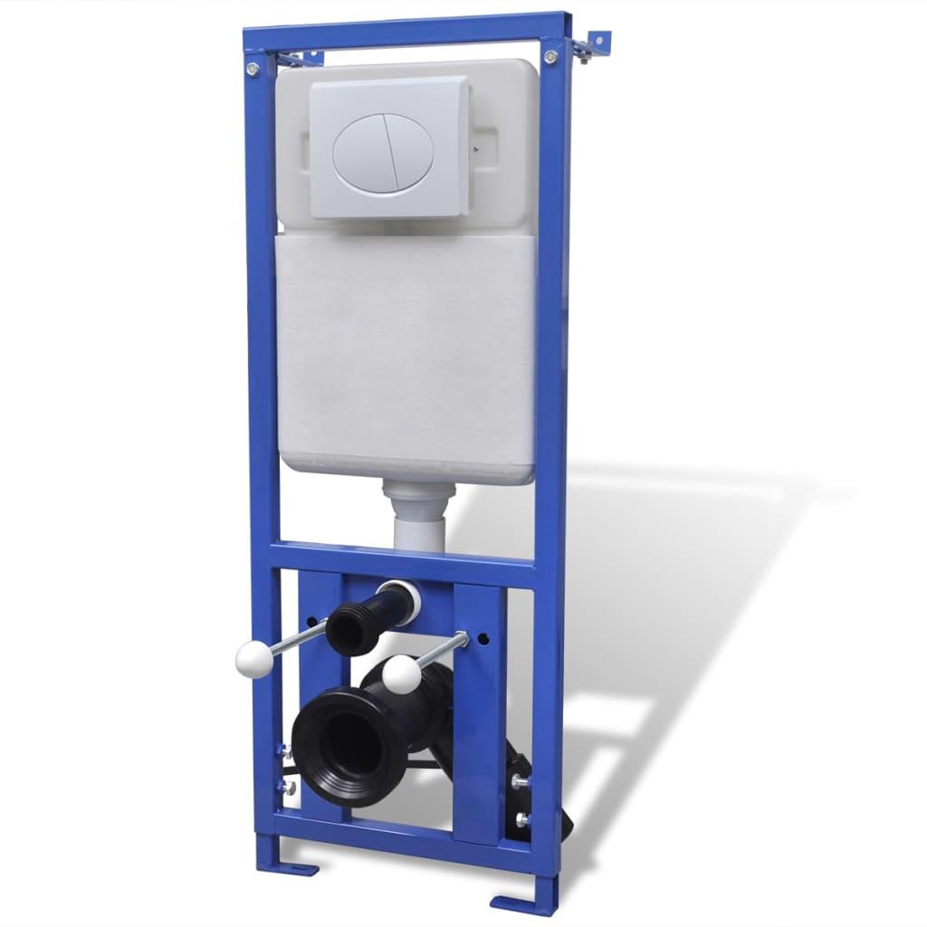 Rezervor WC incastrat imagine vidaxl.ro