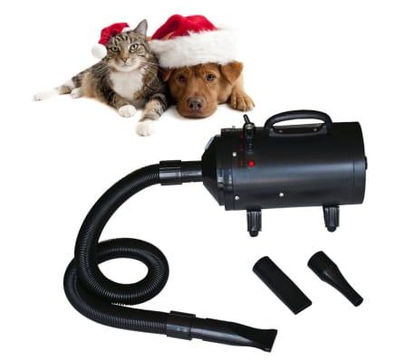 vidaXL Dog Hair Dryer with Heater[5/5]
