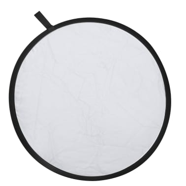 cran réflecteur 2 en 1 Or et Argent Ø80cm[3/5]