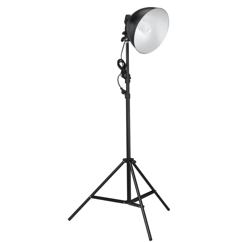 Afbeelding van vidaXL Daglichtlamp met reflector en statief 45 watt