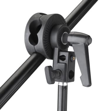 VidaXL Belysningssett: 3 fotolys med stativ og softbox[2/6]