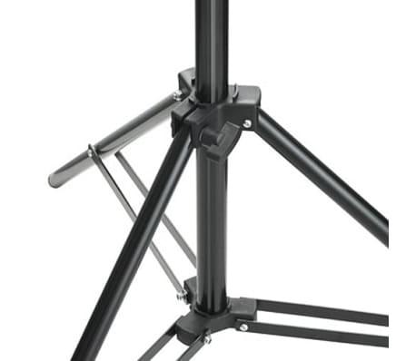 vidaXL Lampenstativ Höhe 78-210 cm[2/3]