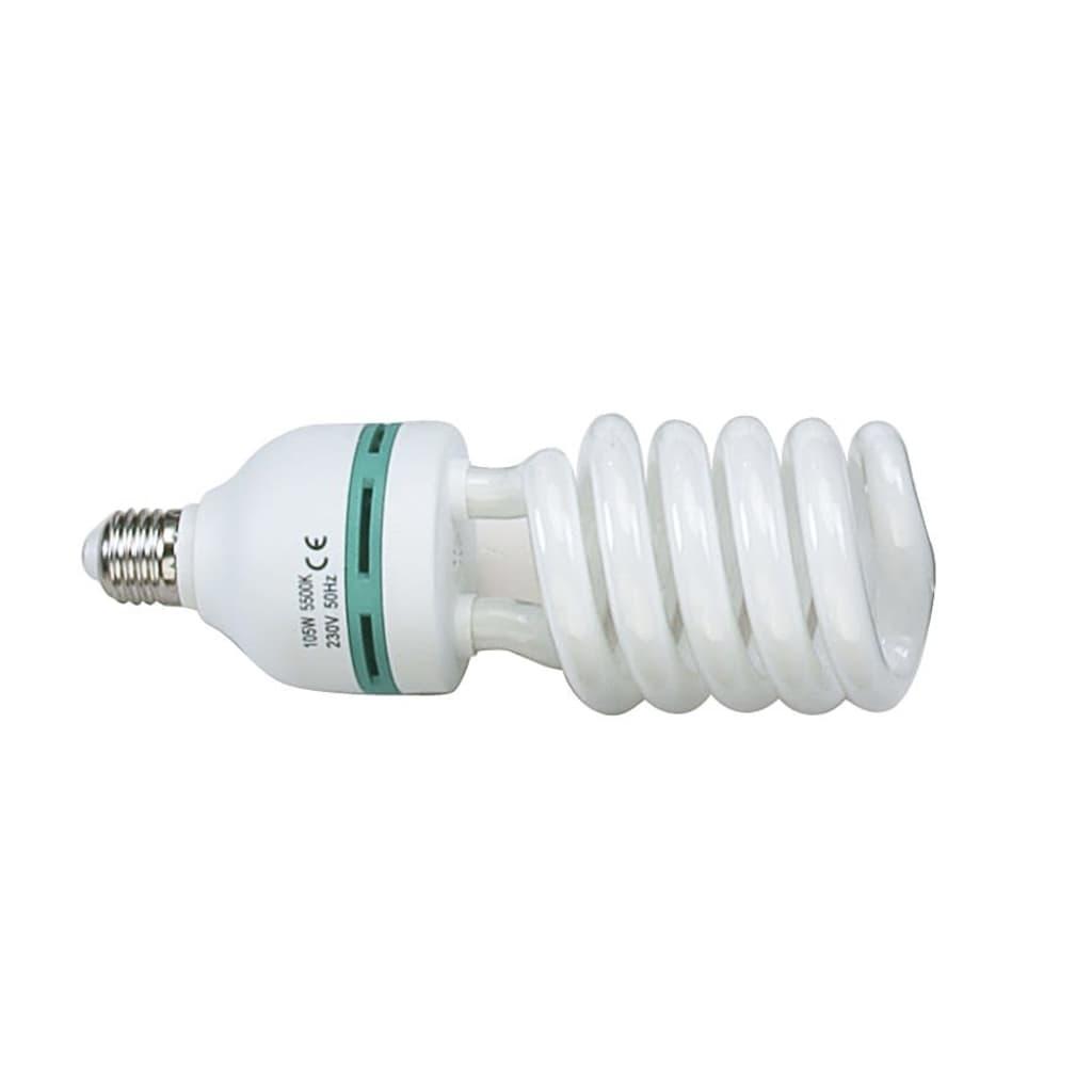Afbeelding van vidaXL Daglichtlamp fotografie 105 Watt