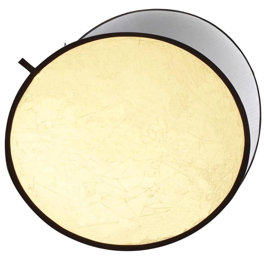 2 fotografické reflektory 56cm