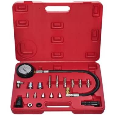 Coffret testeur de compression 20 pièces moteur diesel[4/4]