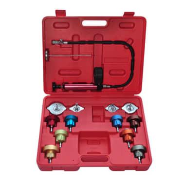 Cooling System & Radiator Cap Pressure Test[1/4]
