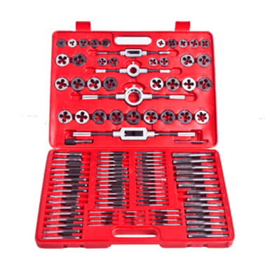 Tap & Die Tool Set 111 piece[1/6]