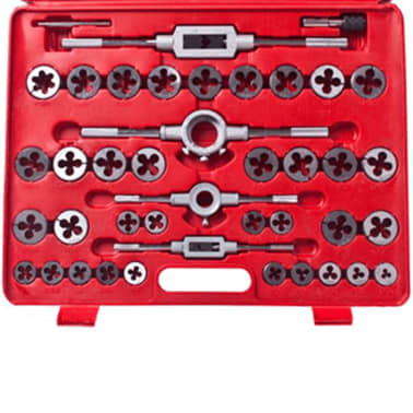 Tap & Die Tool Set 111 piece[3/6]