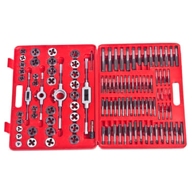 Tap & Die Tool Set 111 piece[5/6]