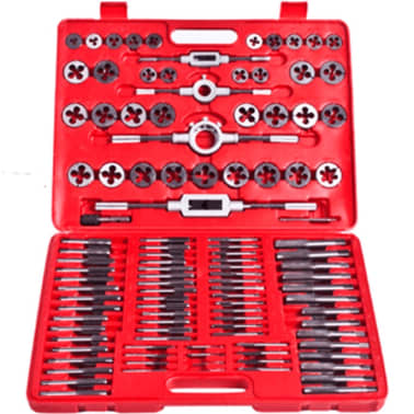 Tap & Die Tool Set 111 piece[6/6]