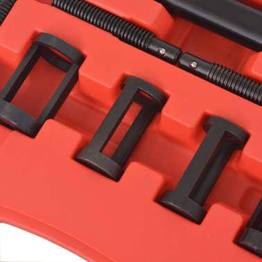 vidaXL Valve Spring Compressor 10-Piece Tool Set[3/5]