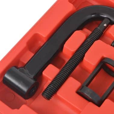 vidaXL Valve Spring Compressor 10-Piece Tool Set[4/5]