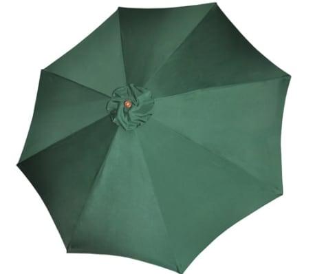 Parasol Green 258 cm.[2/7]