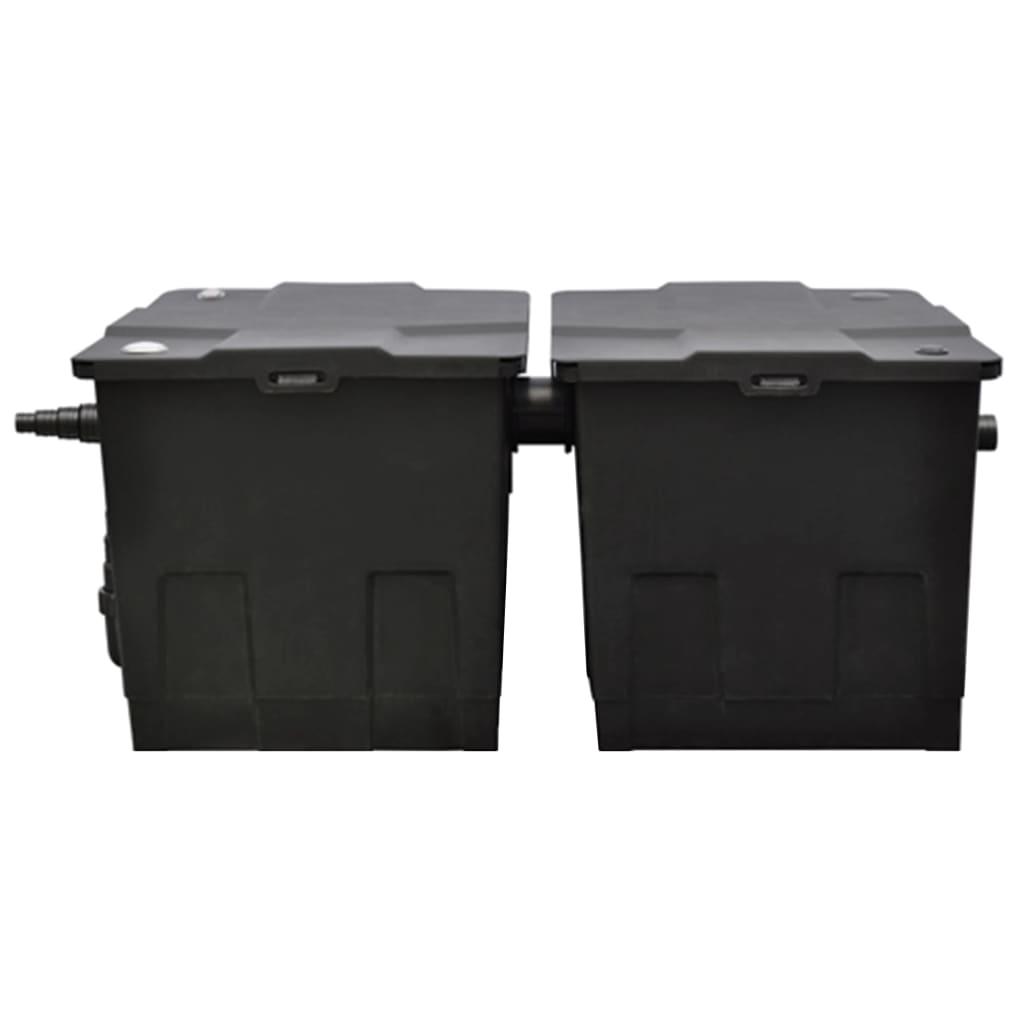 Bio jezírková filtrace 12000 l/h
