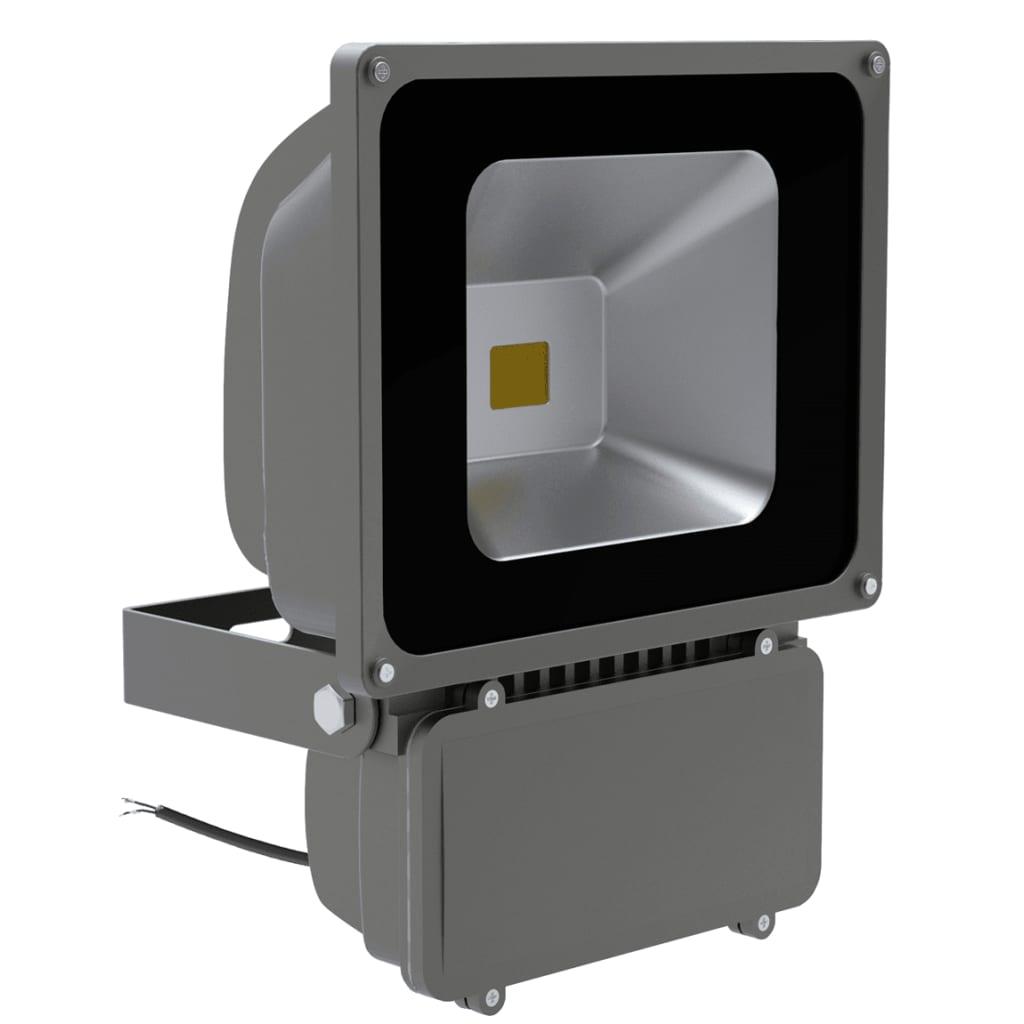 1 x Reflektor 80 W