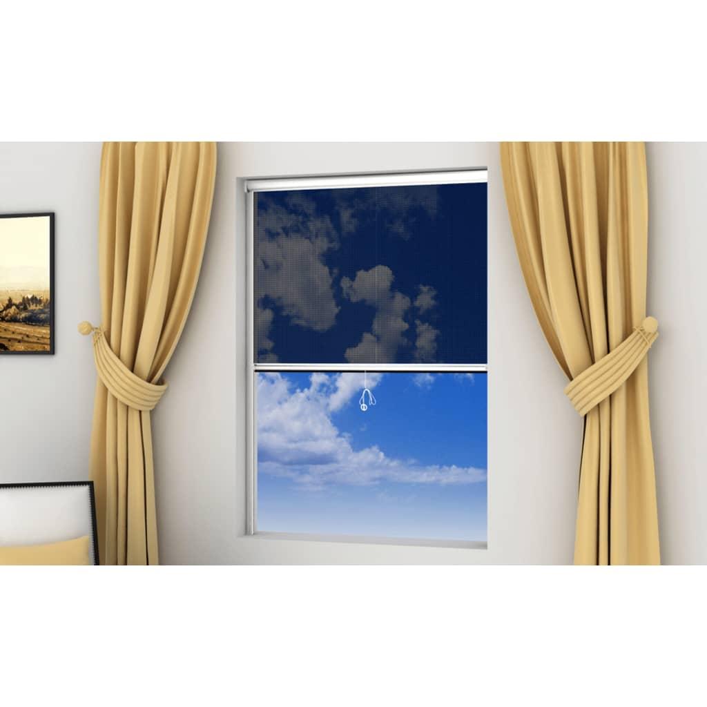 Plasă țânțari pentru ferestre 80 x 170 cm poza vidaxl.ro