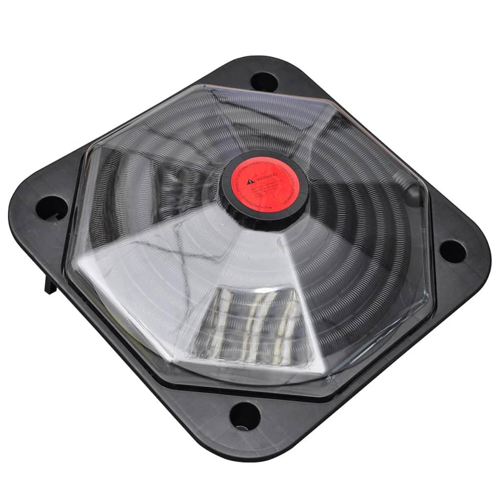 Zonnecollector zwembad verwarming WG-1000