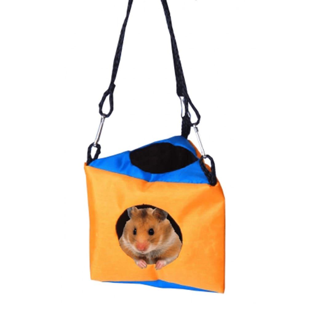 Vizuină / Leagăn de agățat pentru hamsteri poza 2021 vidaXL