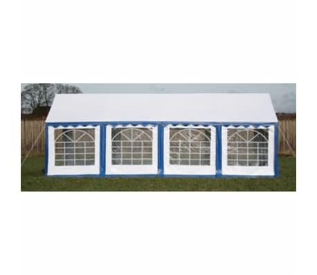 vidaXL Party Tent 4 x 8 m Blue[2/7]