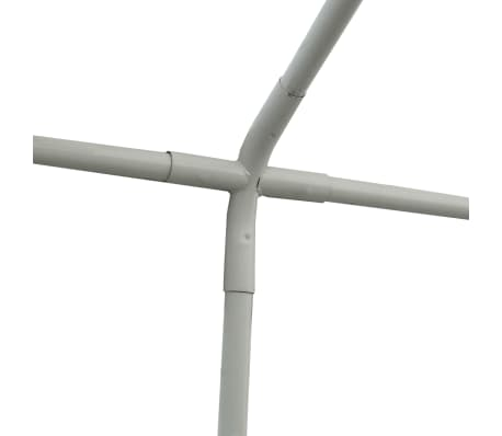 vidaXL Party Tent 4 x 8 m Blue[5/7]