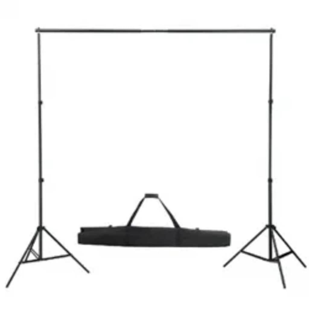 99160066 Fotohintergrund-System 300 x 300 cm Grün