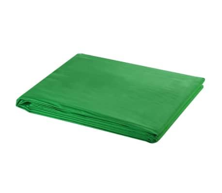 Kit Photo 3 Softbox Fond vert et Réflecteur[4/8]