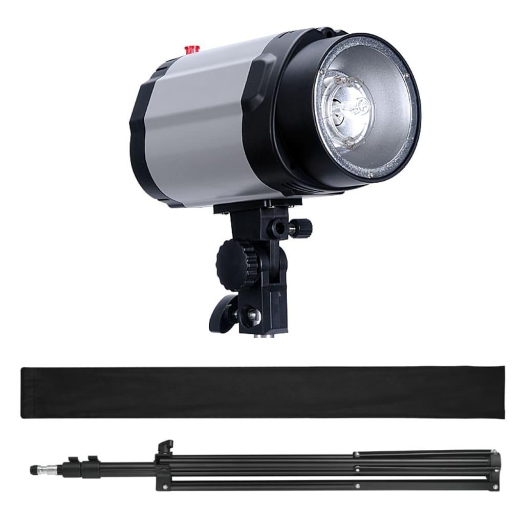 Lumină bliț de studio cu suport trepied vidaxl.ro
