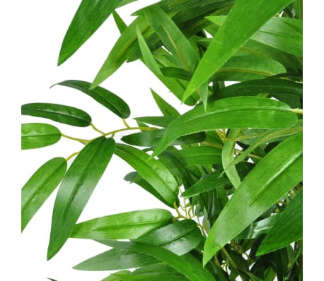 Bamboo Artificial Plants Home Decor Set of 6[2/5]