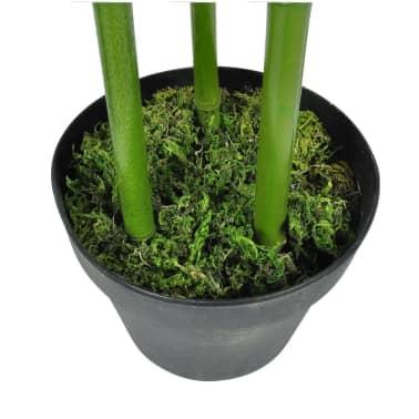 Bamboo Artificial Plants Home Decor Set of 6[5/5]