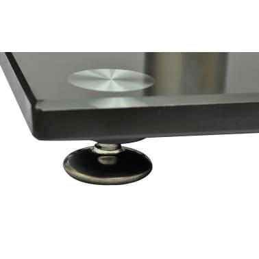 2x Luxus Lautsprecherständer Glas Lautsprecher[4/6]