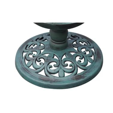 Bird Bath/ Feeder with Solar Light[4/6]