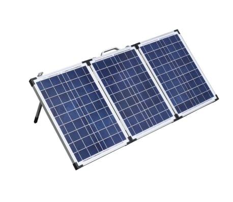 Aurinkopaneelin ohjausyksikkö 60W + aurinkopaneelin akku 12V[6/6]