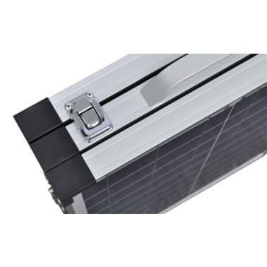 Aurinkopaneelin ohjausyksikkö 60W + aurinkopaneelin akku 12V[4/6]
