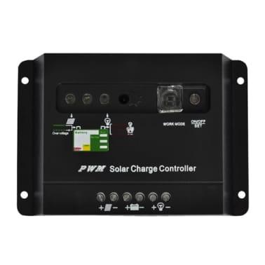 Régulateur de charge pour panenau solaire 12V et 24V 20A[2/3]