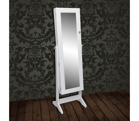 Dulap vertical cu oglindă pentru bijuterii[5/8]