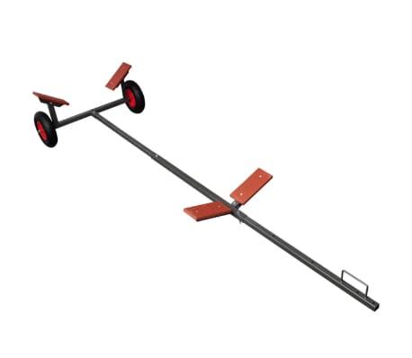 Bootstrailer Anhänger bis max. 160 kg[1/7]