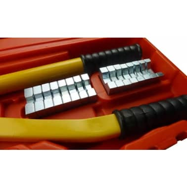 vidaXL Hydrauliskt pressverktyg[3/4]