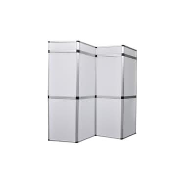 Biely Ukážkový Panel/Stojan 240 x 200[1/5]