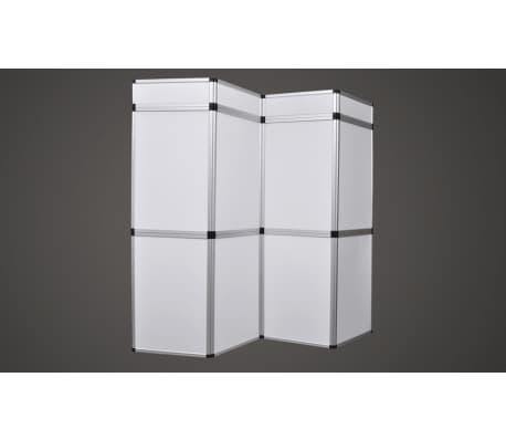 Biely Ukážkový Panel/Stojan 240 x 200[2/5]