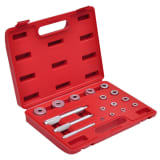 17-Piece Bushing Driver Set Metric