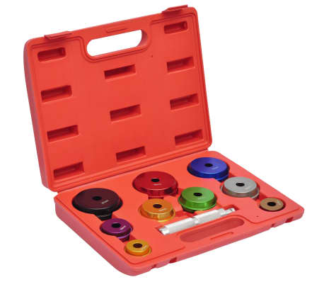 10-Piece Bearing Race & Seal Driver Set[1/5]