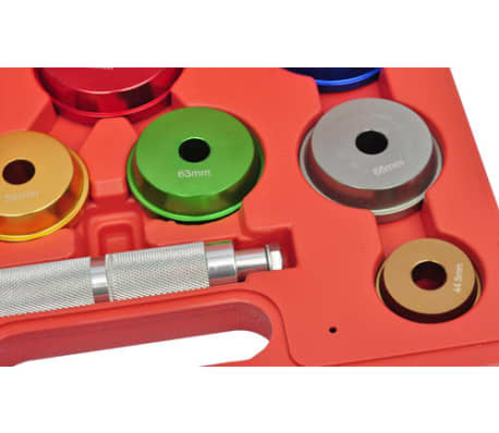 10-Piece Bearing Race & Seal Driver Set[4/5]