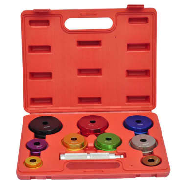 10-Piece Bearing Race & Seal Driver Set[2/5]