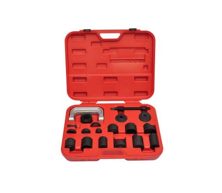Kullkoppling adapter verktygssats 21 delar[1/4]