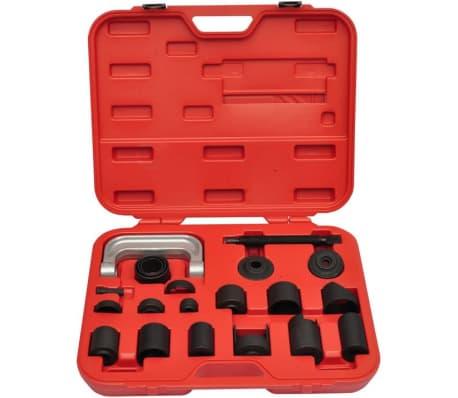 Kullkoppling adapter verktygssats 21 delar[4/4]